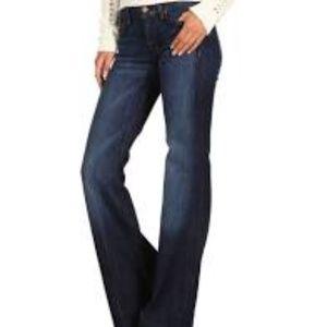 7 For All Mankind Dojo Wide Leg Jeans 31